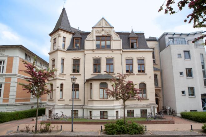 NVFK Zentrale in Stralsund